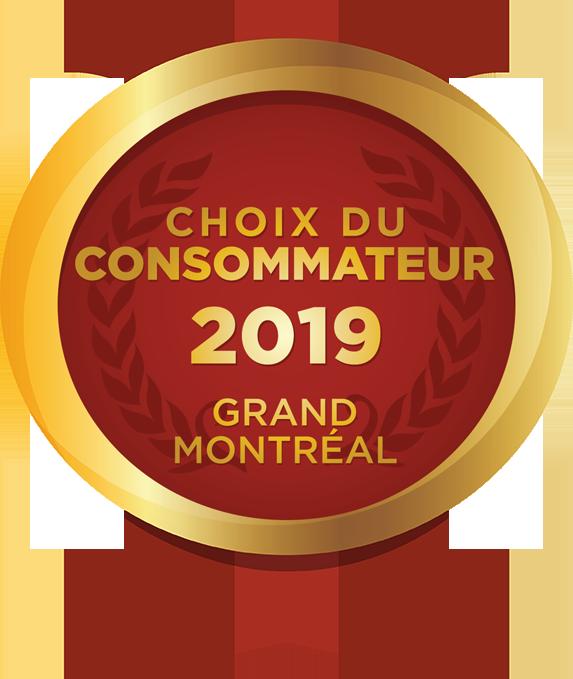 Choix du consommateur - Grand Montreal 2019